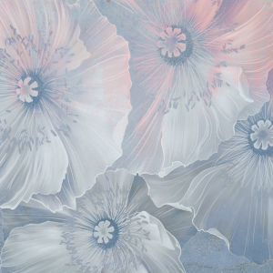 """Fototapeta na wymiar """"Duże kwiaty"""""""