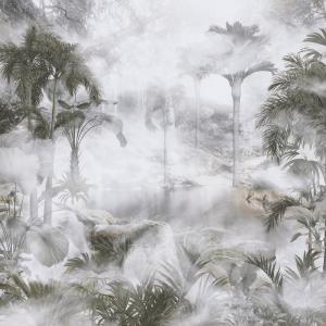 """Fototapeta na wymiar """"Tropikalny las"""""""