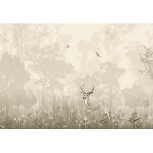 Fototapeta na wymiar - Głęboko w lesie