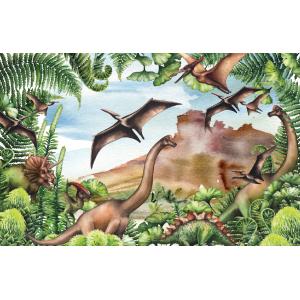 Fototapeta dla dzieci - Dinozaury