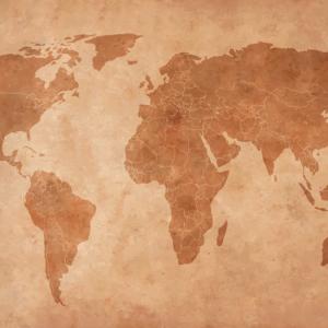Fototapeta na wymiar - Kontynenty